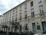 Vue actuelle de la rue Auguste