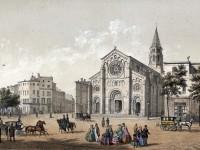 Vue de l'église Saint-Paul