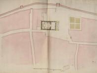 Plan du secteur de la Maison Carrée