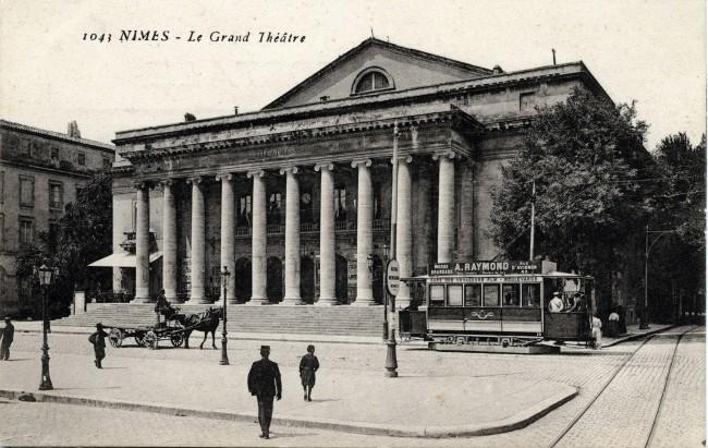 NIMES - Le Grand Théâtre