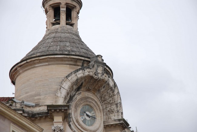 Horloge du lycée Daudet