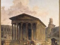 La Maison Carrée, les Arènes et la tour Magne à Nîmes