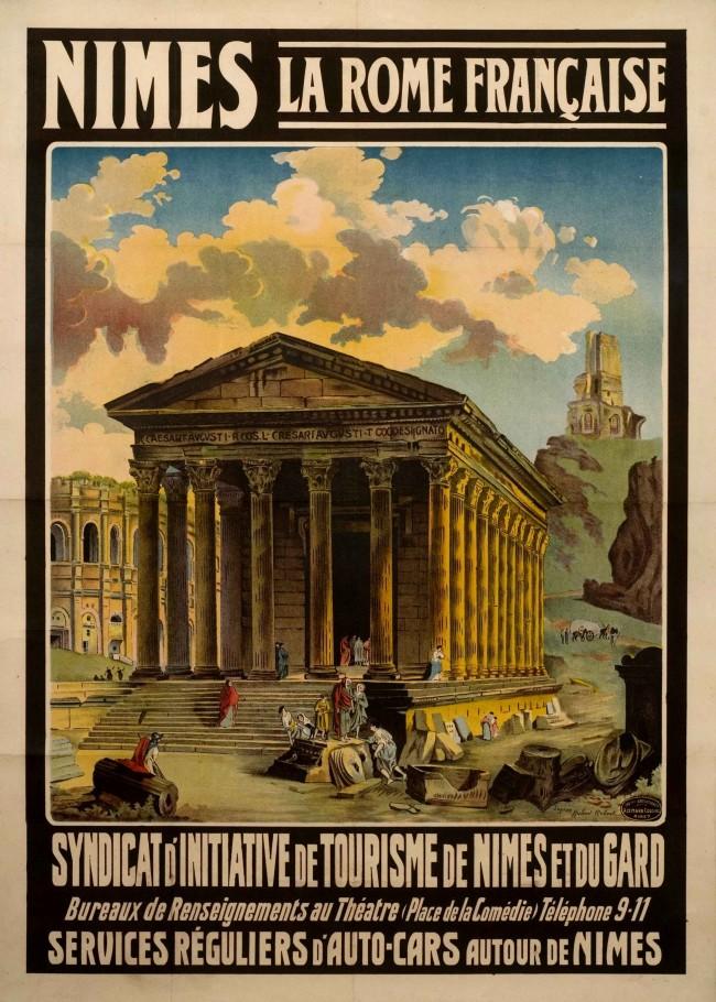 Nimes, la Rome française