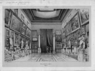 Nismes, Intérieur du Musée