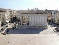 Un temple pseudopéribtère