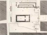 Plan des fouilles (recadré)