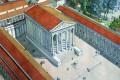 La Maison Carrée dans son contexte antique