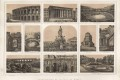 Monuments de la ville de Nîmes