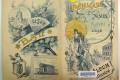 Couverture du programme de la cavalcade de 1894