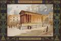 La Maison Carrée à Nimes (Gard)